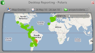 Imagen de Polaris - aplicación de Google Analytics en tu desktop