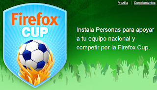 Imagen de Firefox Cup 2010