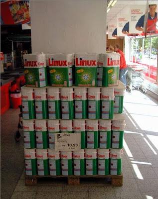 Imagen de detergentes linux