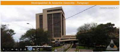 Imagen de la Municipalidad de Asunción (Asunción - Paraguay)