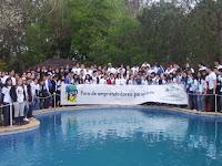 Imagen de un foro de Emprendedores del Paraguay 2010