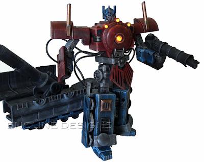 Imagen de Optimus Prime