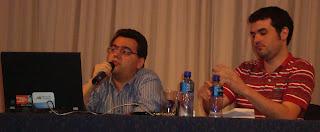 Imagen de experiencias sobre Interoperabilidad con Pierre Ibarrola y David V. Alén del Grupo A. J. Vierci