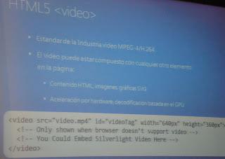Imagen de un vistazo Internet Explorer 9 beta con Ricardo Jimenez