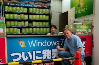 Imagen de Linus preguntando por el precio de Windows 7