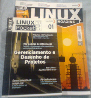 Imagen de las cosas que traje Latinoware 2010