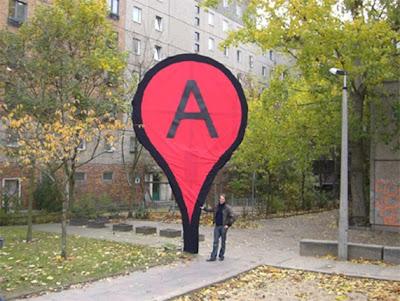 Imagen para los adictos a Google Maps