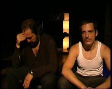 """Evaristo y Alfredo (Fabio León y Pere Brasó)""""Los náufragos"""""""
