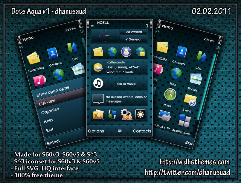 Free Symbian S60 V3 Apps