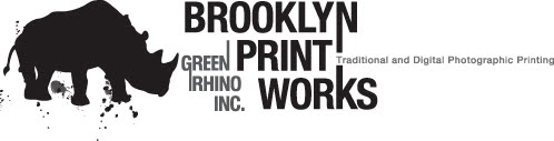 Green Rhino / Brooklyn Print Works