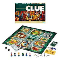 game clue
