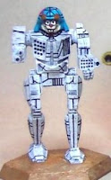 Fritz Haas Bikini Bottom Battletech LOTB Lords Battlefield Sandy