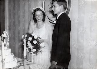 Ruby Doug Eastwood Wedding