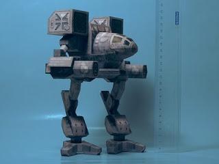 Nebula Station Paper MadCat Battletech