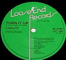 Canute - Turn It Up (1983)