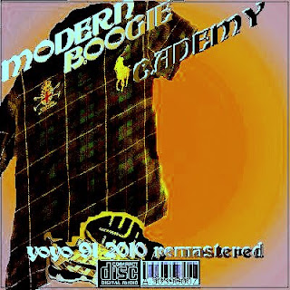 Modern Boogie Academy Vol. 1 - Remastered Compilation By  yoyo 91 (2010)