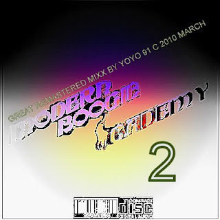 Modern Boogie Academy Vol. 2 - Remastered Compilation By yoyo 91 (2010)