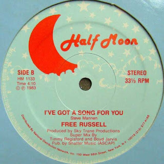 Free Russell - I've Got A Song For You (1983) Remastered By yoyo 91 (2010)