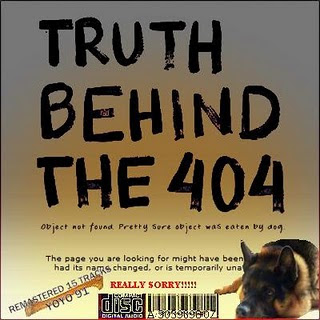 Truth Behind The 404 - Remastered Compilation By yoyo 91 (2010)