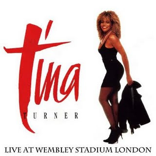 Tina Turner - Live At Wembley Stadium London (1996) Full CD