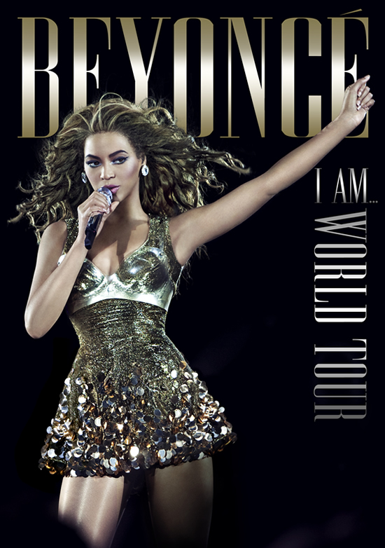 Download CD Beyonce   I Am World Tour