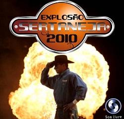 Download CD Explosão Sertaneja 2010
