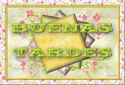 Buenos Días, Tarde, Noche, 13 agosto  2012 EXTRAS16.BUENAS+TARDES