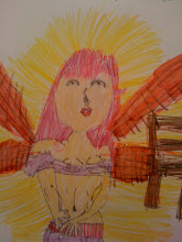 Fairy Godmother by God-daughter Allyssa