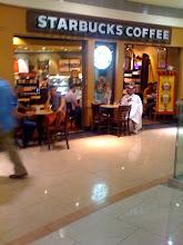Sheik Starbuck? Wafi, Dubai