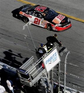 Frank Pozens Big Bad Blog Kevin Harvick Wins Daytona Busch Series Race