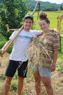 Middlebury College Organic Garden