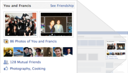 new fresh facebook profile layout