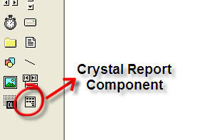 Crystal Report Component