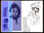 my sketches from Angola