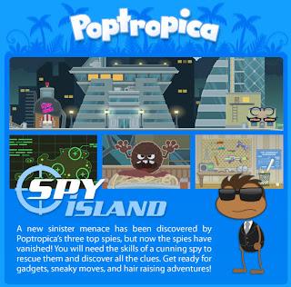 Coming Soon: Spy Island