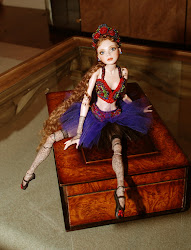 Cindy McClure Ball Jointed Doll