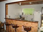 Cozinha estrutural