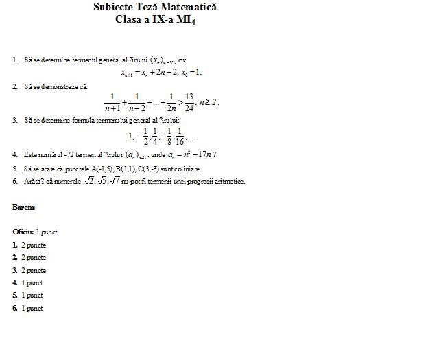 exercitii de matematica clasa 1 pdf