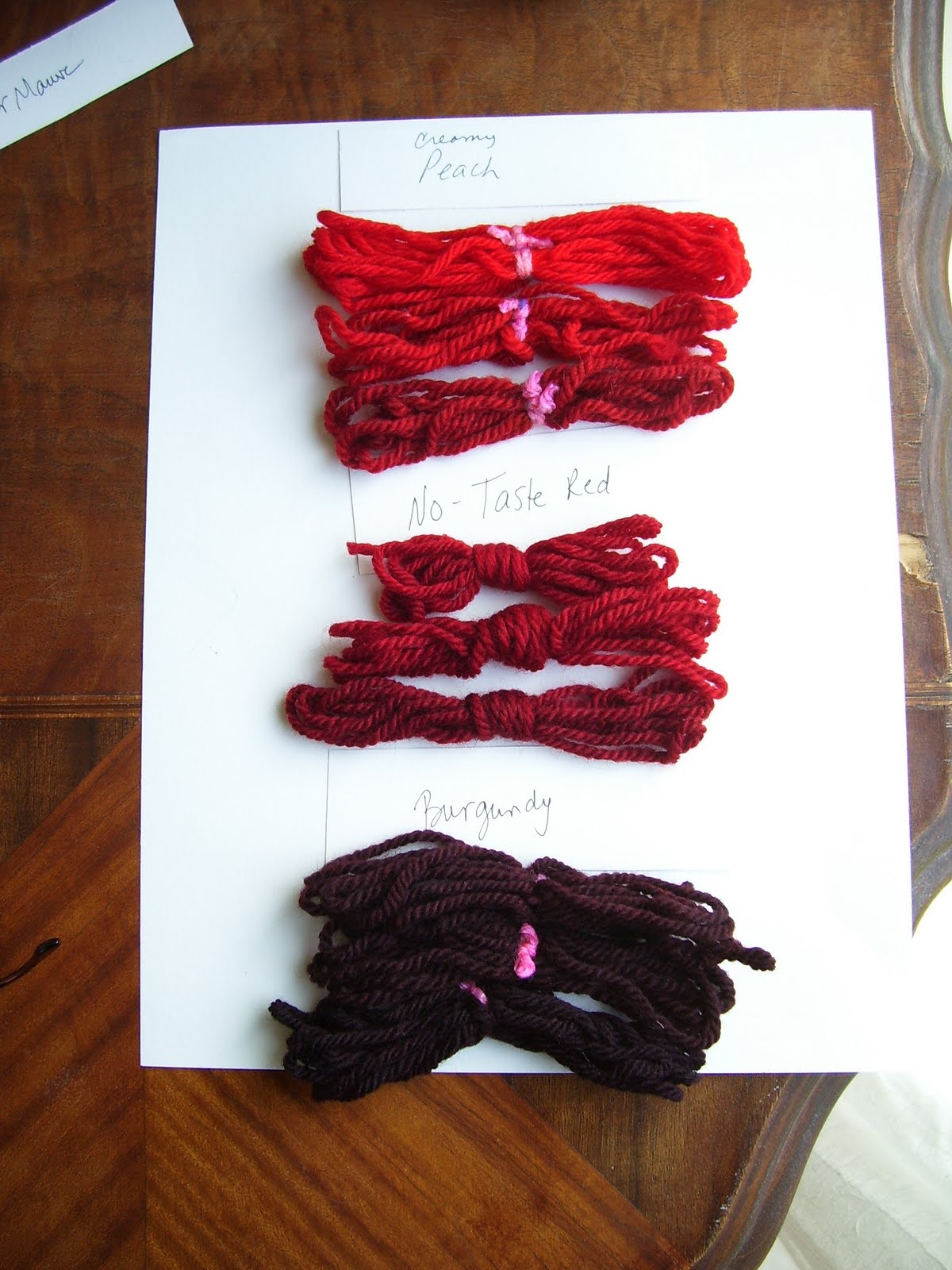 Prairie Gumbo: The Wilton Dyeing Project (Part 1)
