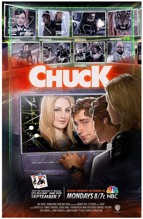 Chuck Season 4