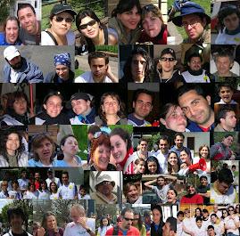 Caripelas de la Peregrinación 2008!!