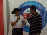 Rodrigo reis na TV Bahamas