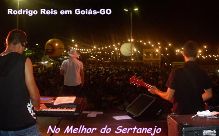 Rodrigo Reis em Goiás-GO