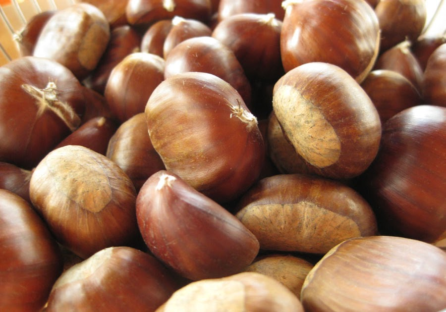Christine Cooks: How to Peel and Purée Chestnuts Plus ...