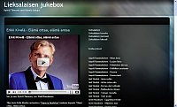 Lieksalaisen jukebox