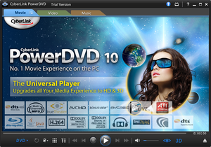 PowerDVD 10 Free Download, PowerDVD 10 Download, Download PowerDVD