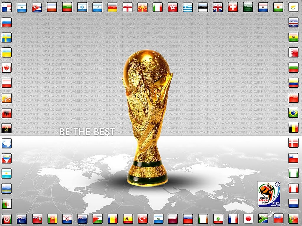 World Cup 2010 Wallpaper [1024x768]