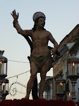San Sebastián Mártir, Patrón de Lora