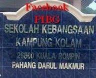 Facebook PIBG