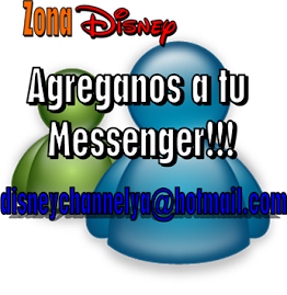 Agreganos a Tu Messenger!!!
